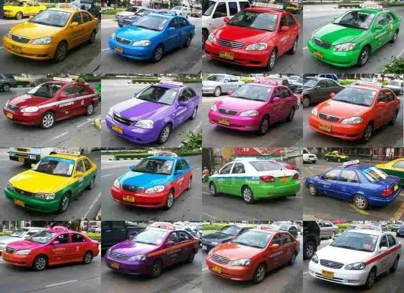 اجمل سيارات الاجرة In 2020 Bangkok Bangkok Thailand Thailand