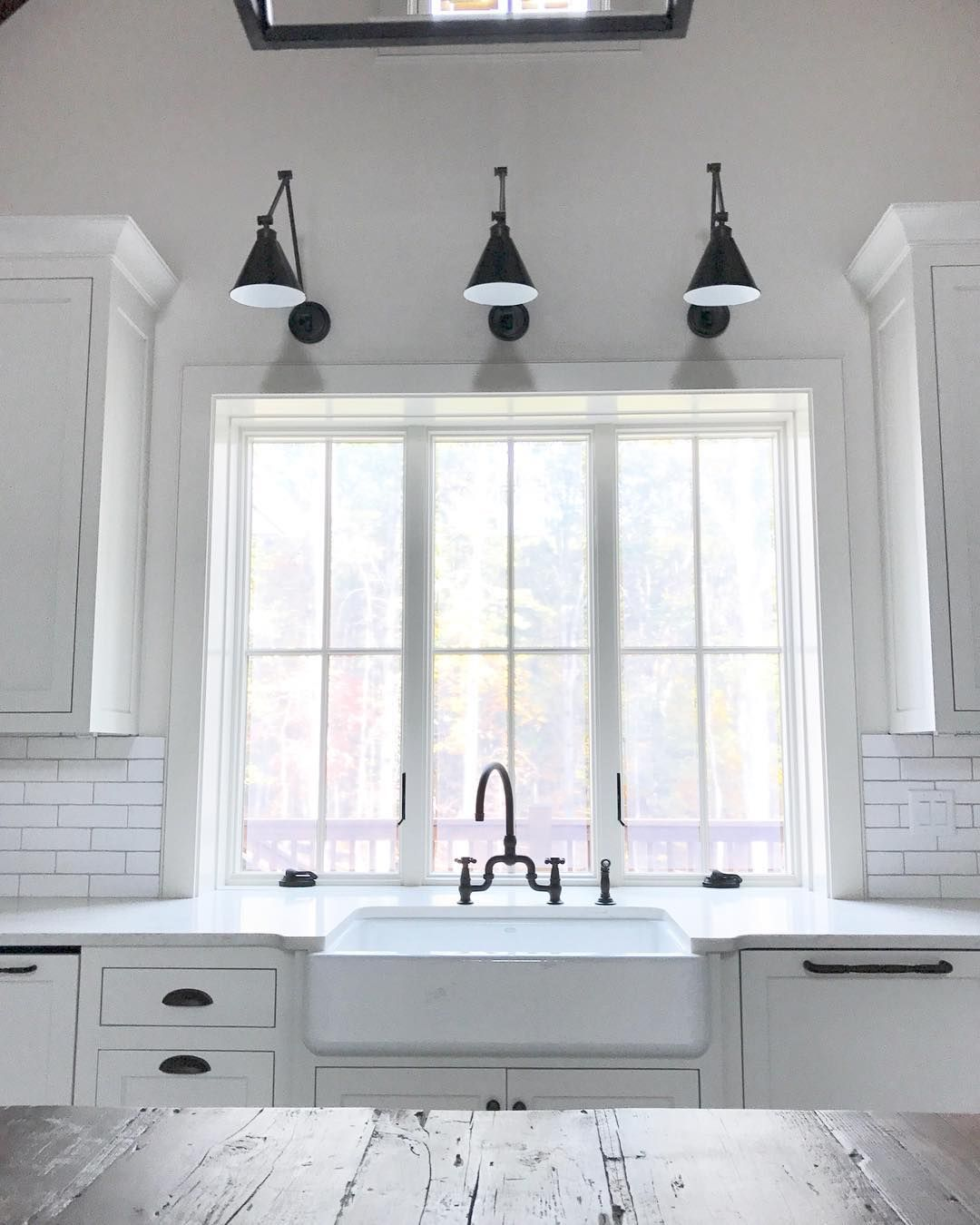 Kitchen Pantry Lighting: Home Kitchens, Home Decor, Cottage Kitchens