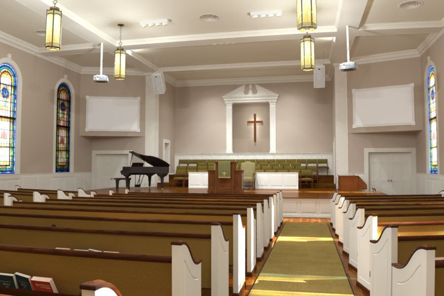 Church Decorating Services Liturgical Interior Design With
