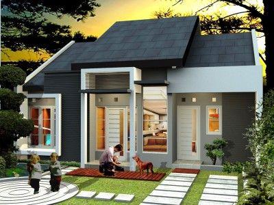 Bagaimana Bentuk Rumah Minimalis Sederhana Rumah Minimalis Eksterior Rumah Modern Desain Eksterior Rumah