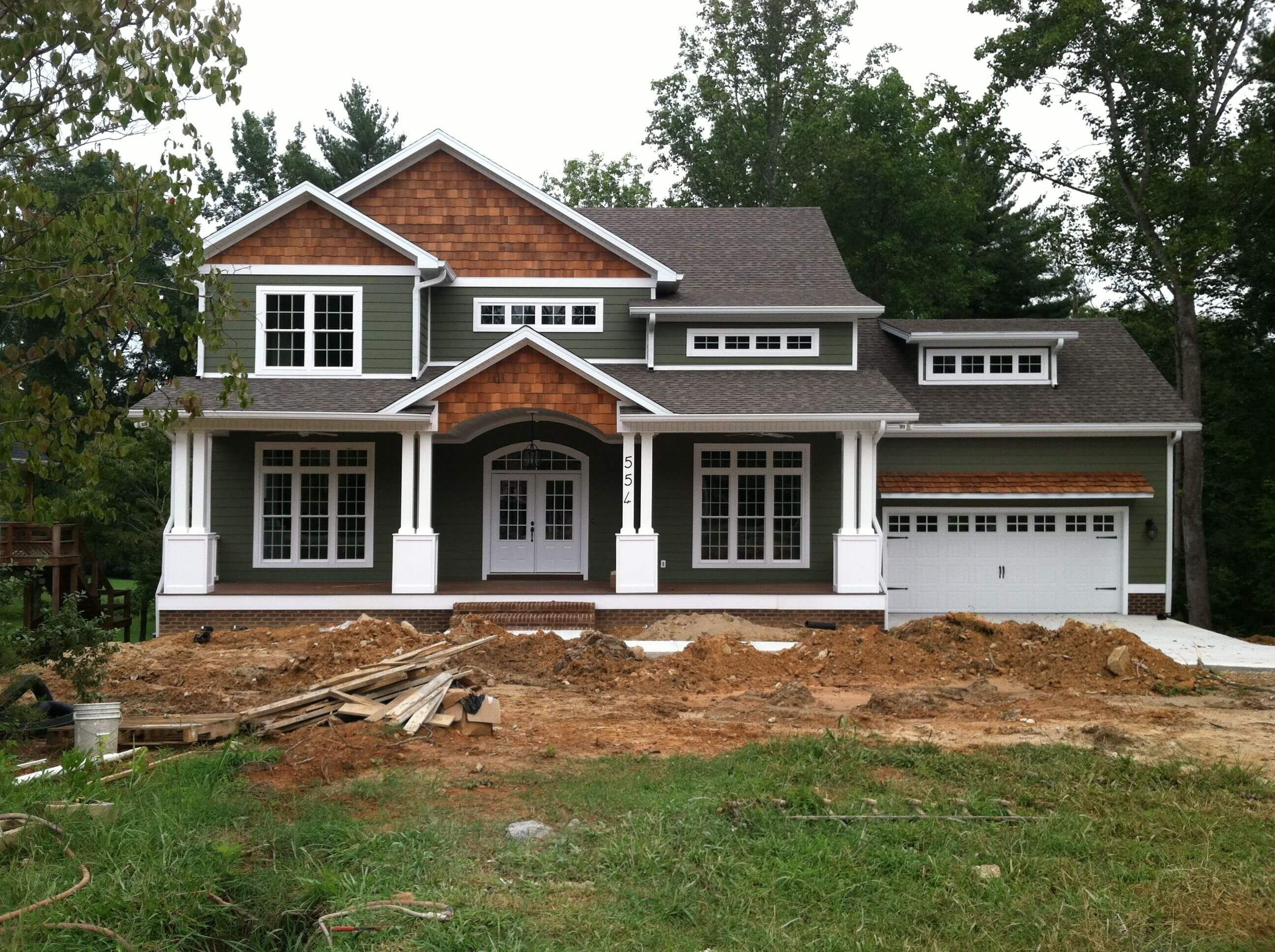 Things You Need To Know About A Craftsman Style House Craftsman Home Exterior Craftsman House Craftsman House Plans