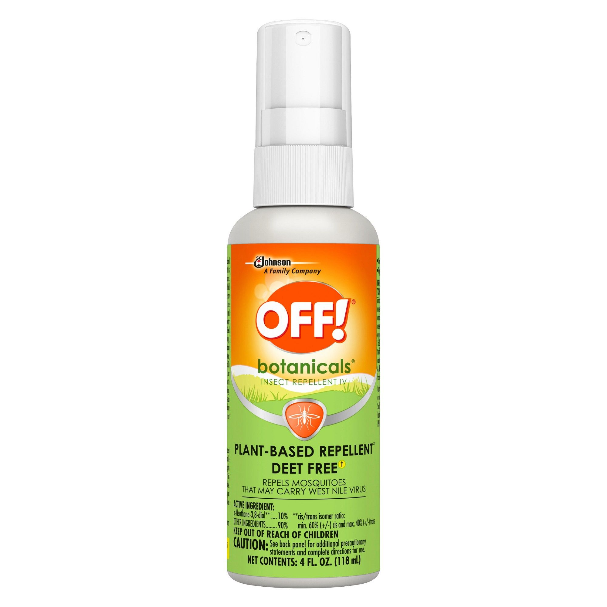 OFF Personal Insect Repellents Insect repellent, Repellent