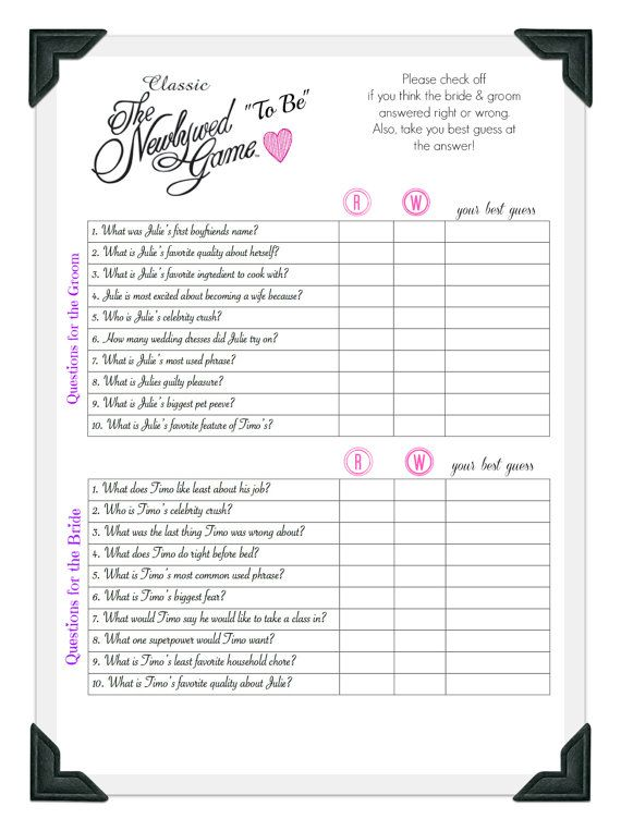 bridal shower wedding shower bride groom by 31flavorsofdesign