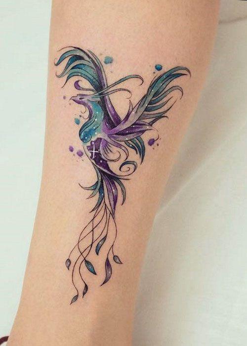 La Verdad sobre el Ave Fenix en el Tatuaje | Balta