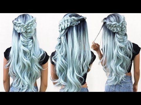 Cute Braid Hairstyles Fascinating 10 Cute & Easy Braid Hairstyles  Most Beautiful Braid Hairstyles