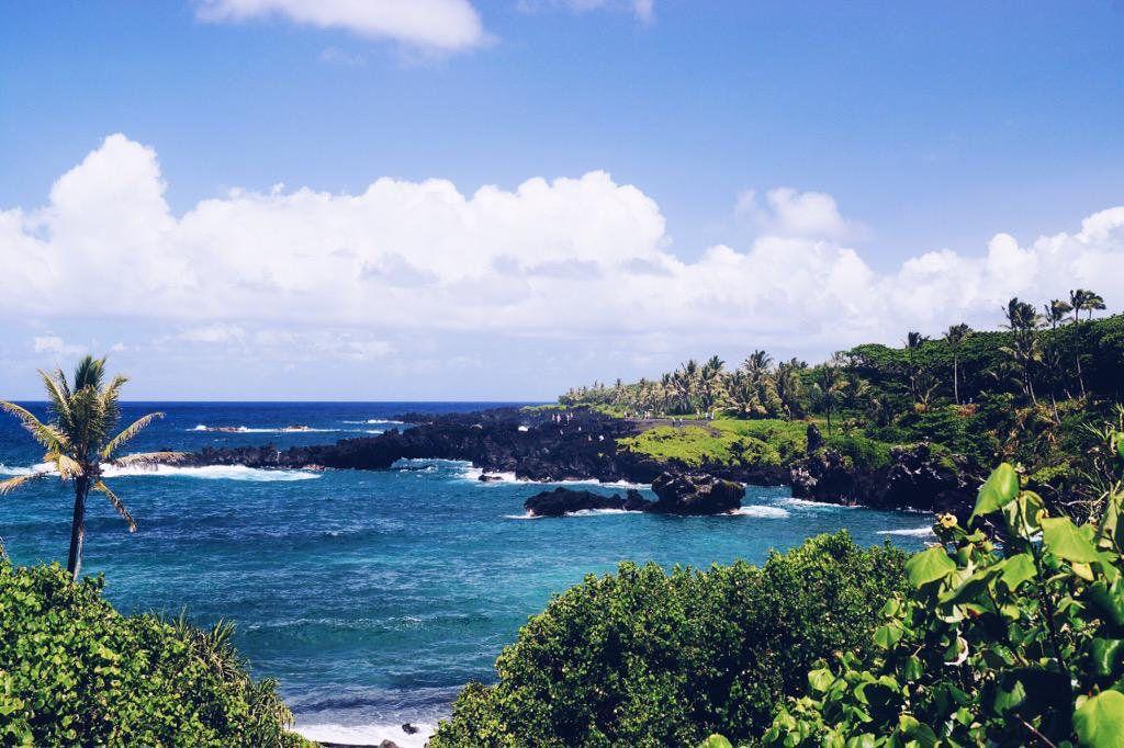 Maui hawaii travel outdoor world
