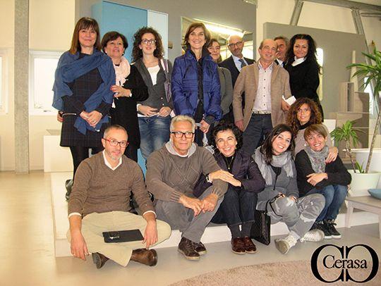 I bagni Cerasa nel team del Gruppo Cambielli Edilfriuli - http ...