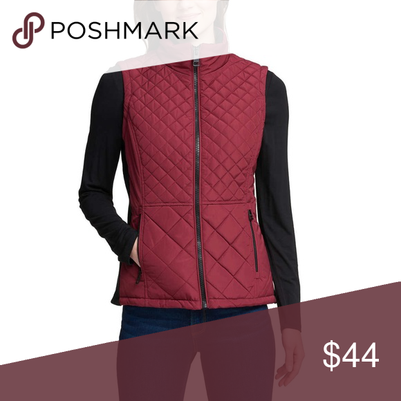 673bca2ed06 Andrew Marc Ladies  Quilted Vest