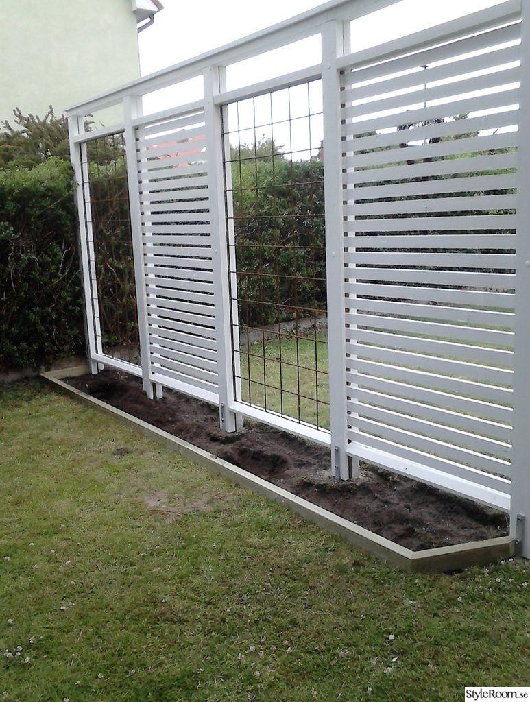 Trädgård plank trädgård : vit sektion plank - Sök pÃ¥ Google | trädgÃ¥rd | Pinterest ...