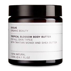 Evolve Tropical Blossom Body Butter -Vartalovoi   Jolie Organic
