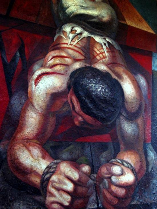 David Alfaro Siqueiros Expresiones De Fuerza Y Libertad Cultura