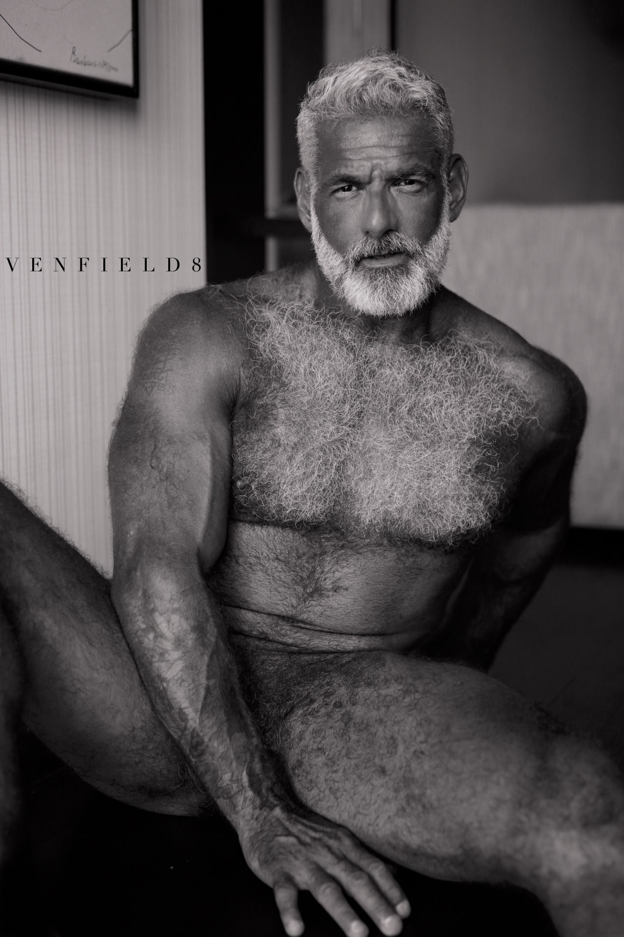 Hot Naked Mature Men