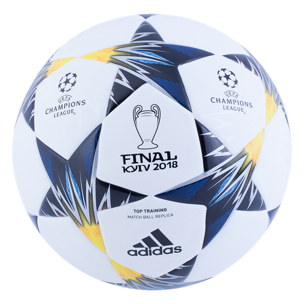 adidas Finale Kiev Top Training Soccer Ball - Train with the best with the  adidas UEFA Champions League Finale Kiev Top Training Soccer Ball. 7b72f256073a1