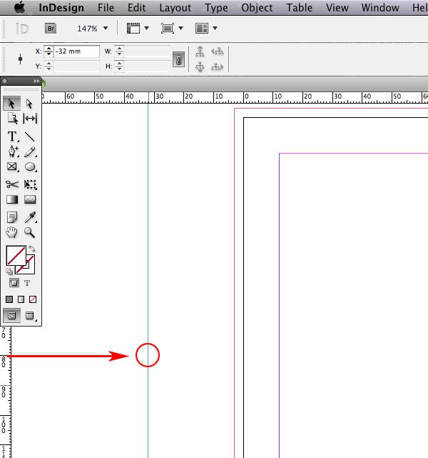Quick tip creating a tri fold template in indesign cs5 tuts design illustration tutorial for Tri fold template indesign
