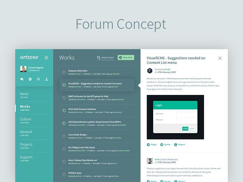 Forum Concept Questions Et Generale