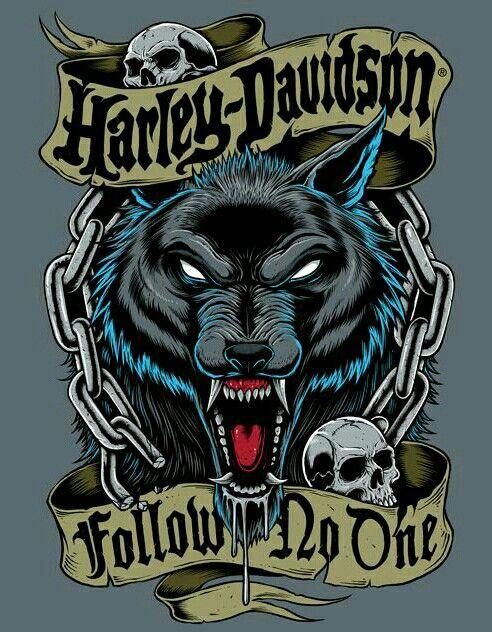 Demon Dogs/Harley Davidson