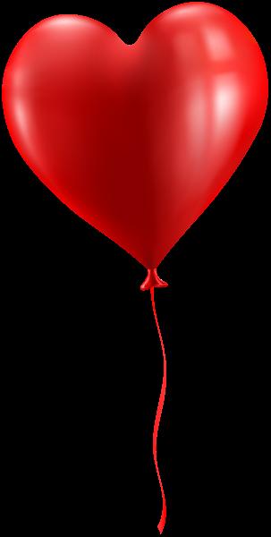 Heart Balloon Clip Art Image Clip Art Heart Balloons Free Clip Art