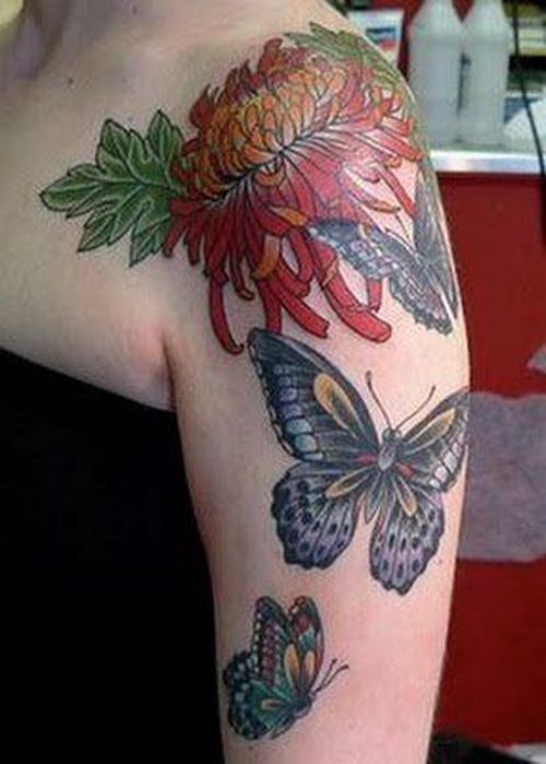 Photo of tatouage papillon italie – Recherche Google