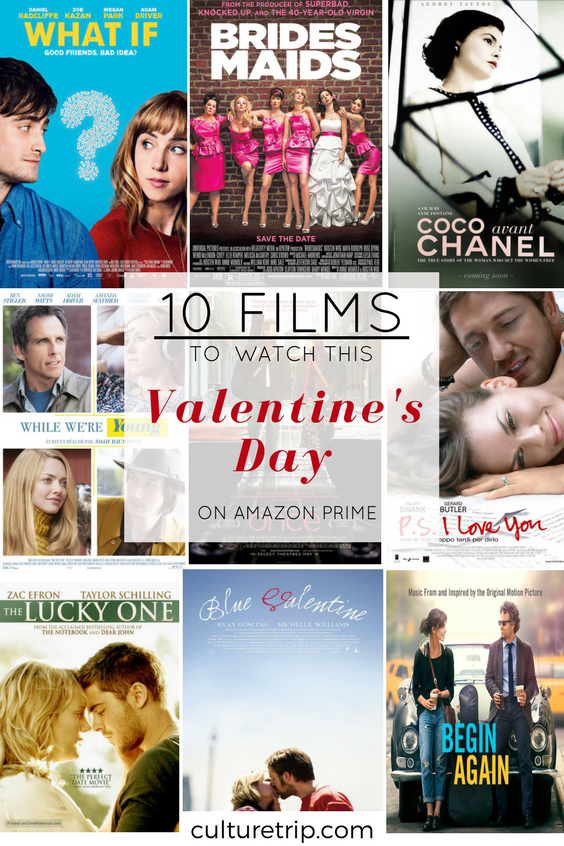 Romantic Films To Watch On Amazon Prime This Valentine S Day Romantic Films Amazon Prime Movies Prime Movies