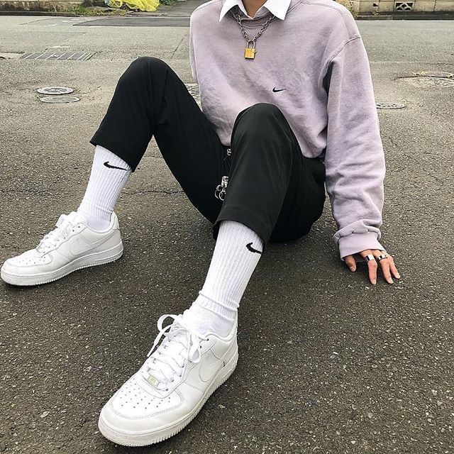 "Photo of STREETWEAR on Instagram: ""Good evening. @harusu.gram"" – Grunge outfits men – Derek Blog"