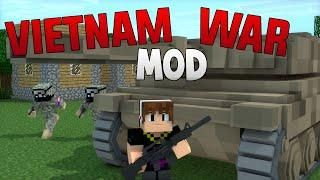 Minecraft Mods | War Mod (Soldiers, Guns, Explosives