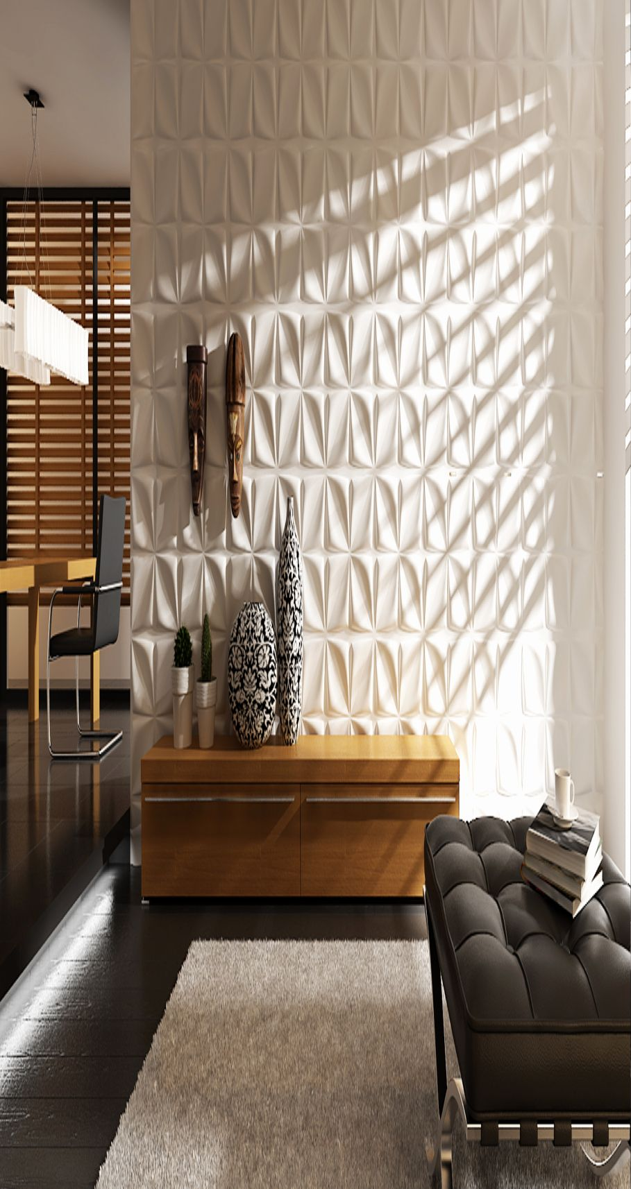 Moderne Deckenpaneele 28 Ehrfurcht Wandpaneele Wohnzimmer | Modern Wallpaper Living Room, Room Wallpaper Designs, Interior Wall Decor