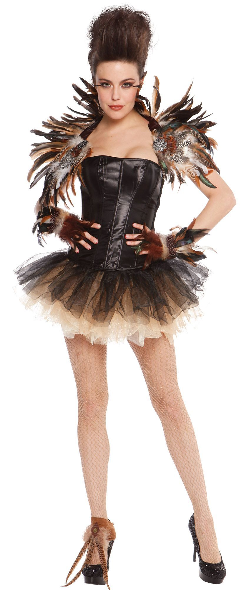 Create Your Look Female Owl Owl halloween costumes