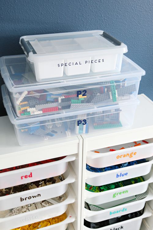 Lego Organization A Follow Up Some New Tips Lego Organization Kids Toy Organization Lego Storage