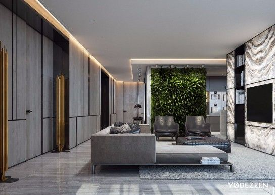 A Luxurious And Minimalist Home Design In Miami By