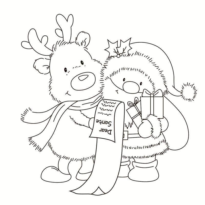 US $1.99 |Gummi Silikon Klar Briefmarken für Scrapbooking Tampons Transparent Dichtung Hintergrund Stempel Karte, Der Santa Claus-in Stempel aus Heim und Garten bei AliExpress #rubberstamping