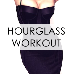 Christina Carlyle's Hourglass workout