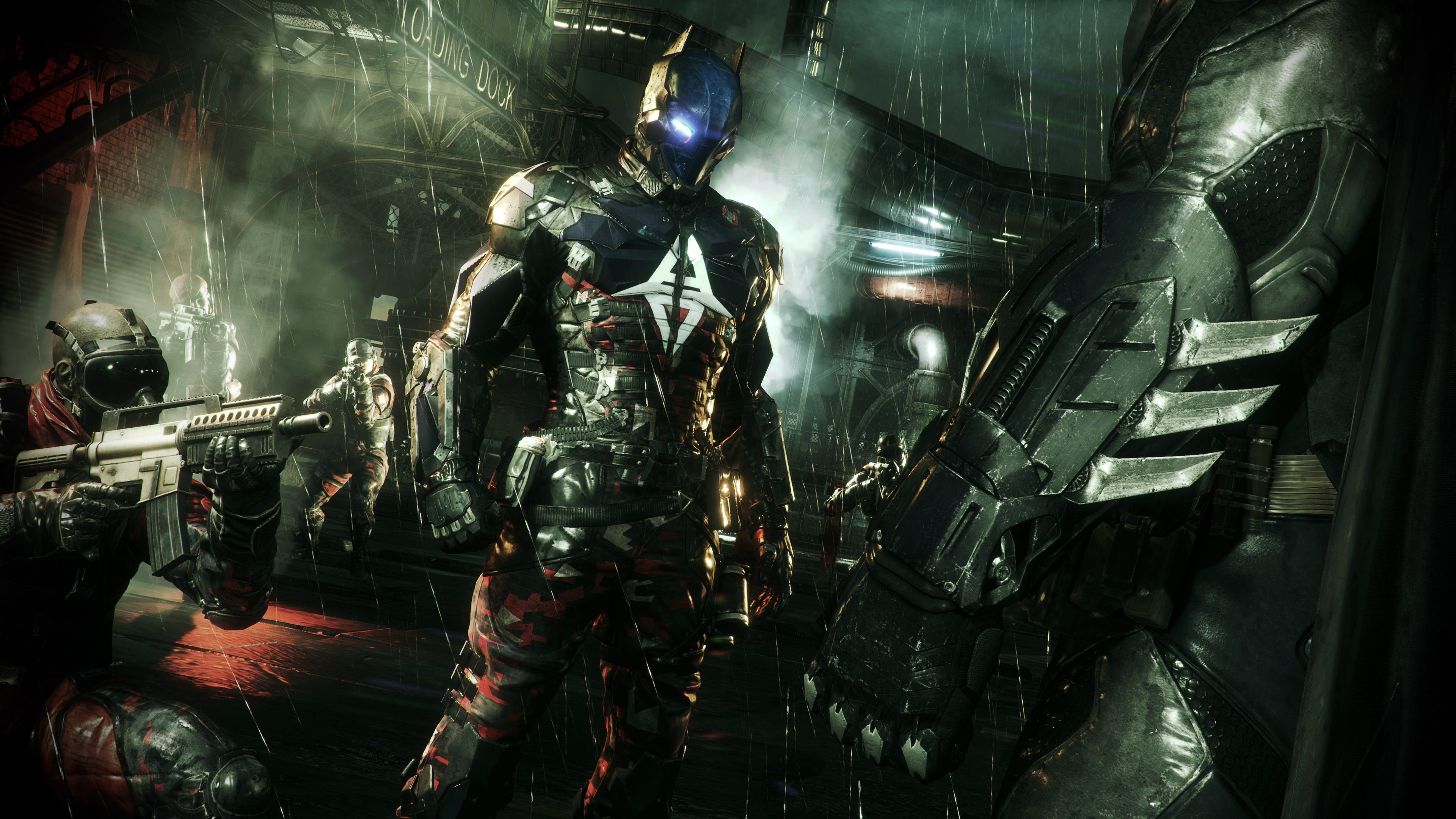 Batman Arkham Knight Cool Backgrounds 780 - HD Wallpaper Site