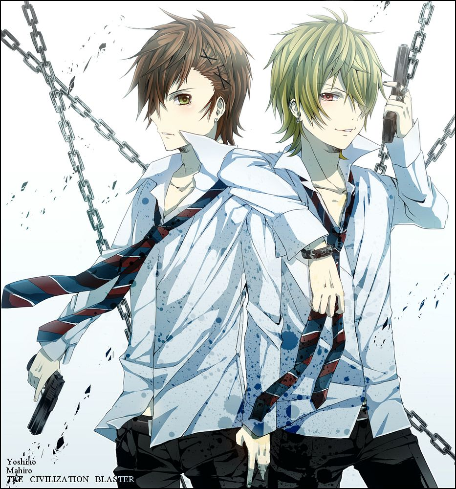 Pin by firnen on zetsuen no tempest anime tempest