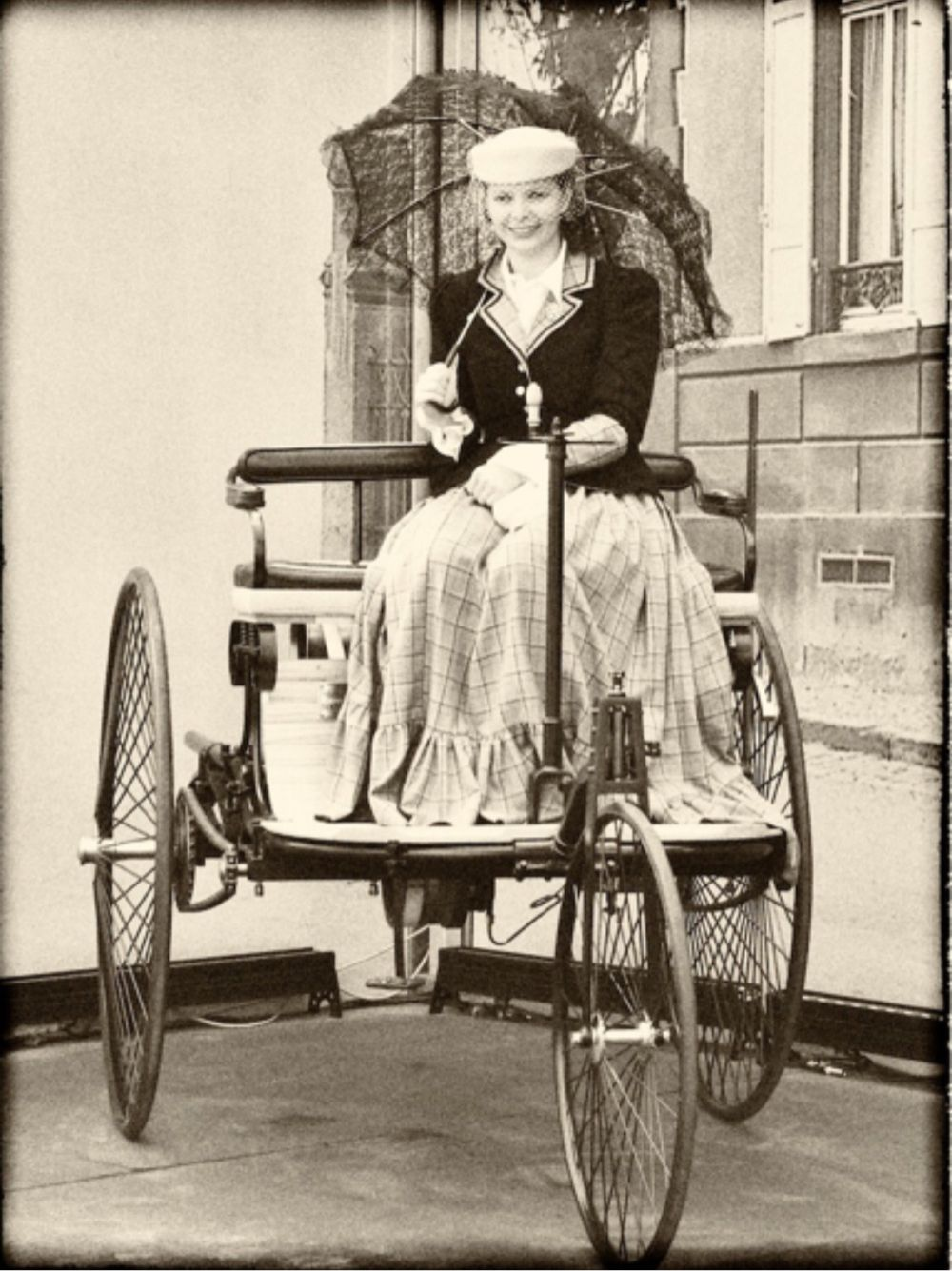 Bertha Benz Wife And Business Partner Of Automobile