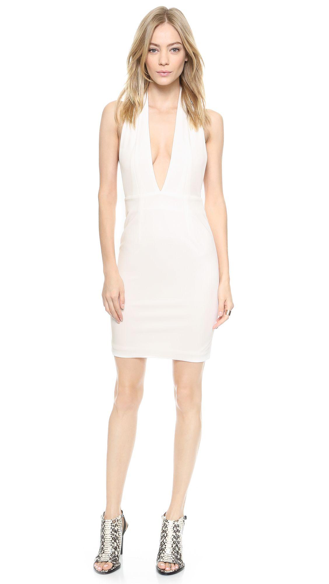 Solace London Elora Mini Dress