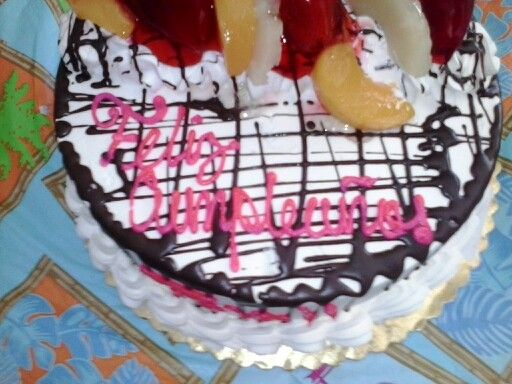 Superb This Was My Tres Leches Cake From Food City So Yummy But It Funny Birthday Cards Online Drosicarndamsfinfo