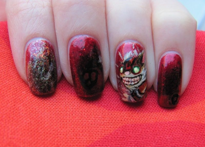 League of Legends – Nail Art | Nail art pictures