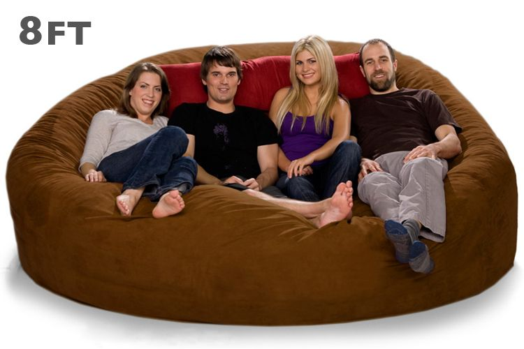 8 Foot Bean Bag Chair