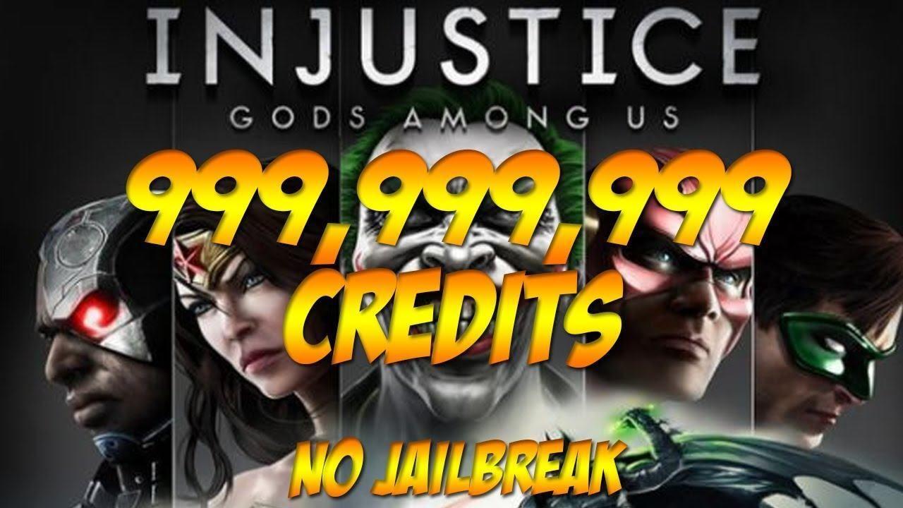 Injustice Gods Among Us Hack Time To Make Impossible Possible Hack Free Money Injustice Hacks