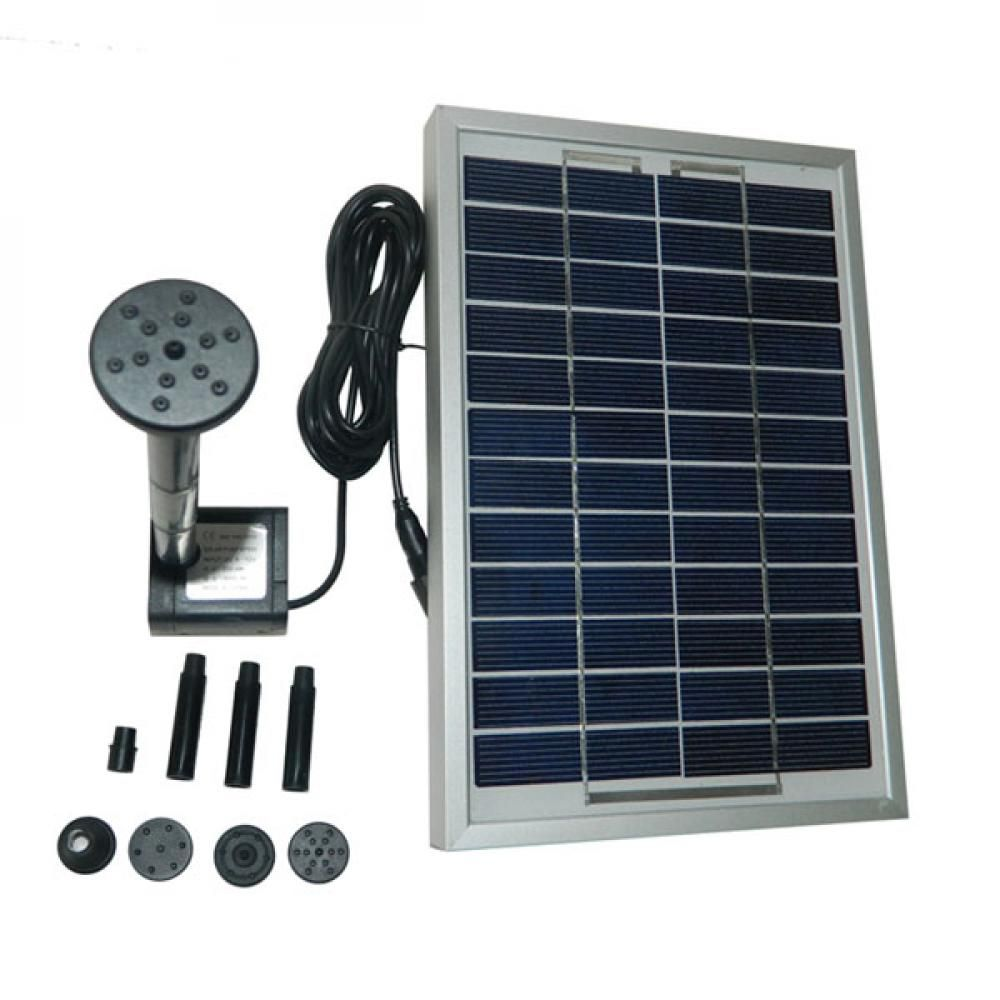 12v 5w Solar Power Mini Fountain Pump Garden Landscape Dc Brushless Water Pump In 2020 Solar Powered Fountain Pump Solar Panels Solar Power Panels