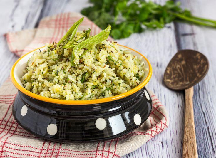 Jeera rice cumin rice recipe rice recipes food