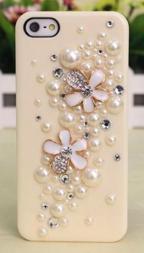 Gem rhinestone Iphone case