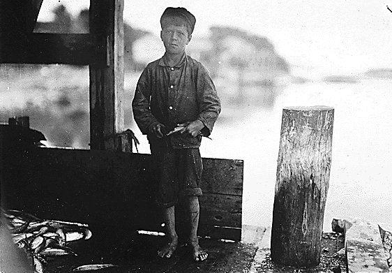 CHILD LABOR IN AMERICA 1908-1912