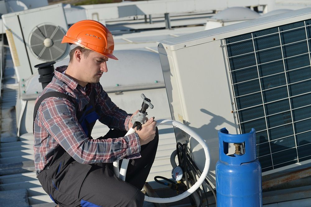 How Do You Operate The Heating And Cooling System Heating
