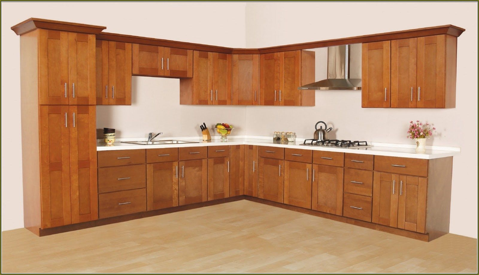 Why Unfinished Shaker Kitchen Cabinets Are Great For
