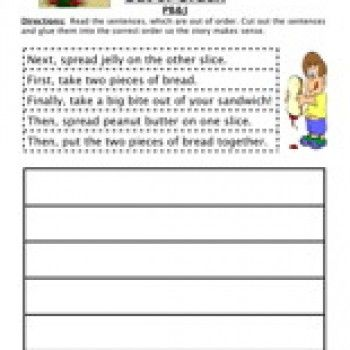 Pin On Sequence Strategies For Kids Sequence paragraph worksheets