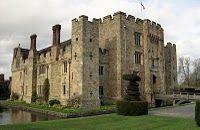 Hever Castle-Anne Boleyn's home
