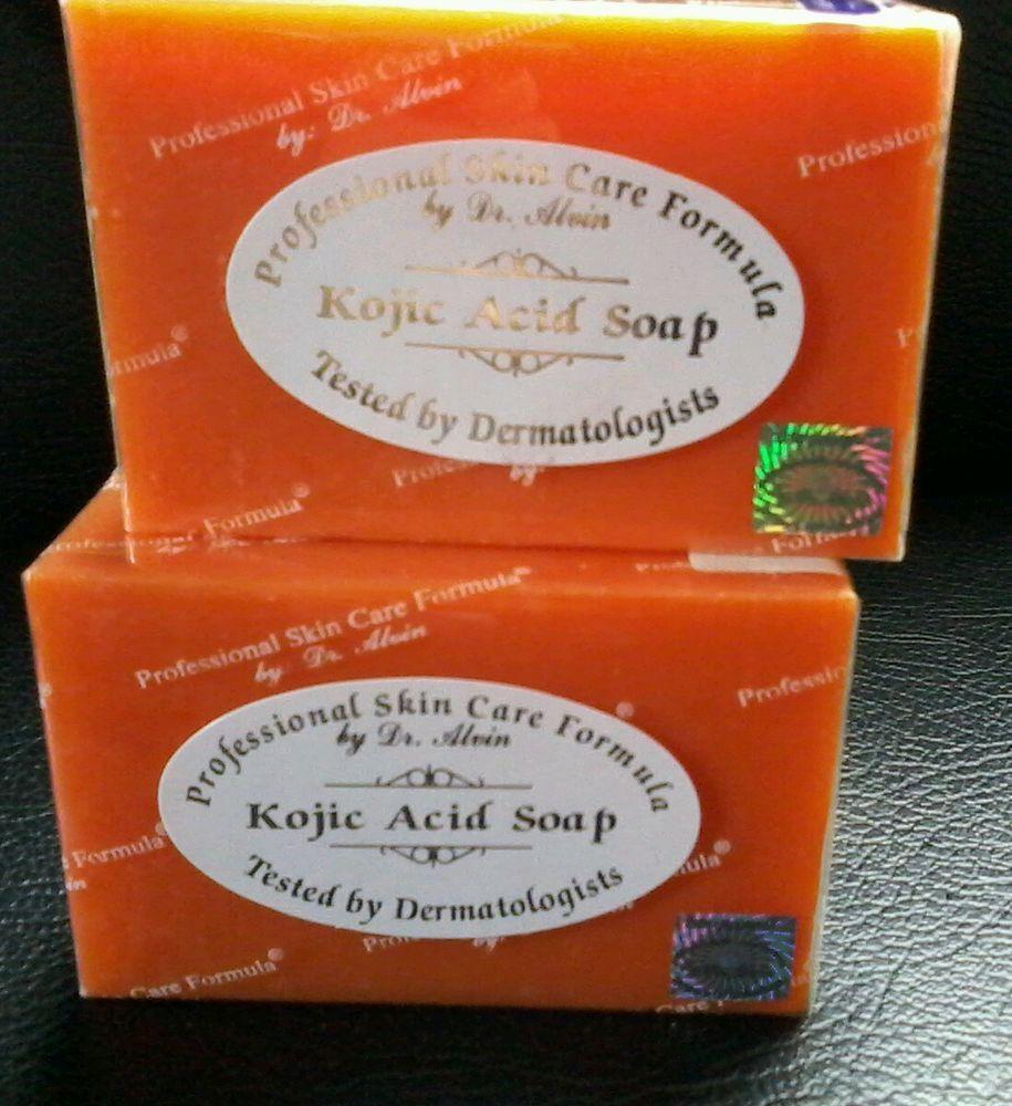 2 Kojic Acid Whitening Professional Skin Care Formula 135g Dr Alvin Usa Er