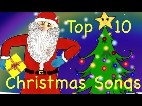 top 10 best christmas songs of all time for kids schools all the - Best Christmas Songs Youtube