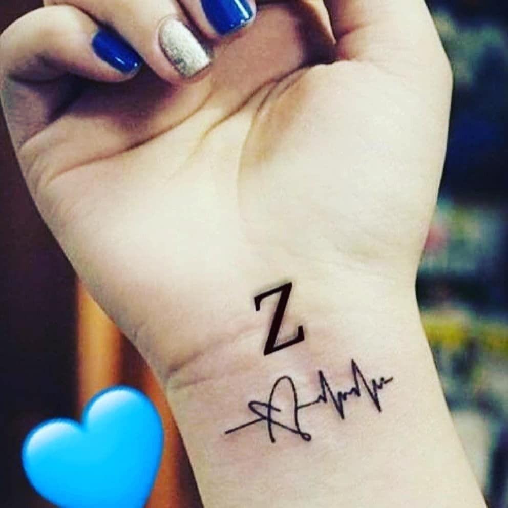 Pin By Zariya Khan On Alphabet Letters Design Alphabet Letters Design Tattoo Quotes Triangle Tattoo